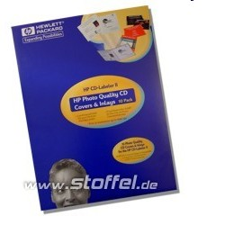 HP Photo Quality CD Covers & Inlays CDX-8025E