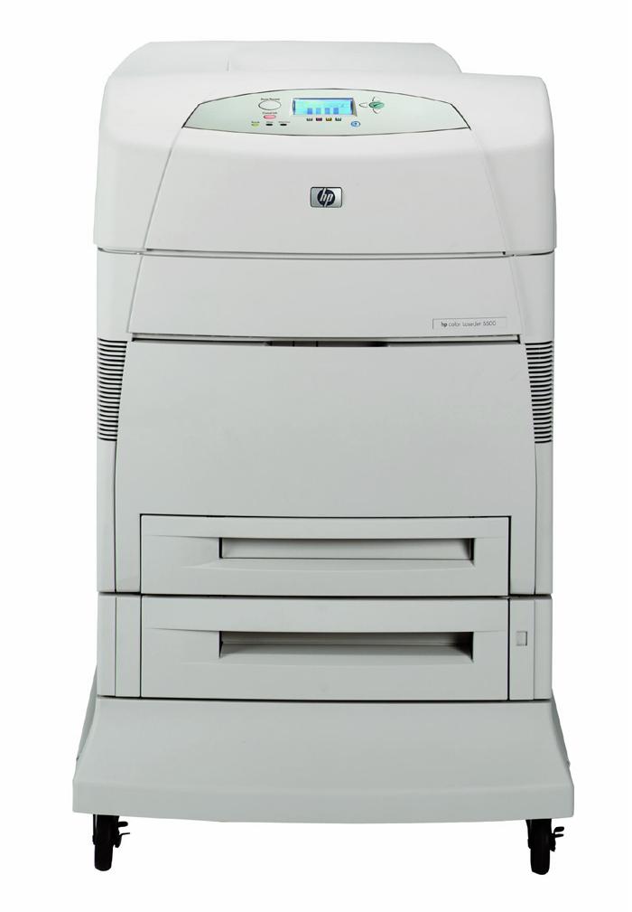 hp color laserjet 5500dtn laserdrucker. Black Bedroom Furniture Sets. Home Design Ideas
