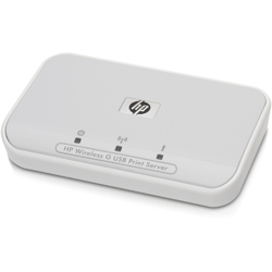 Hewlett-Packard HP Wireless G USB Print Server 2101nw Q6302A