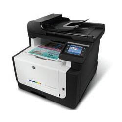 Hewlett-Packard HP Color LaserJet Pro CM1415fnw CE862A