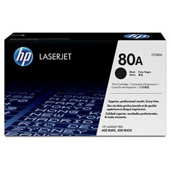 Hewlett-Packard HP Tonerkasette schwarz Nr.80A CF280A