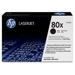 Hewlett-Packard HP Tonerkasette schwarz Nr.80X CF280X