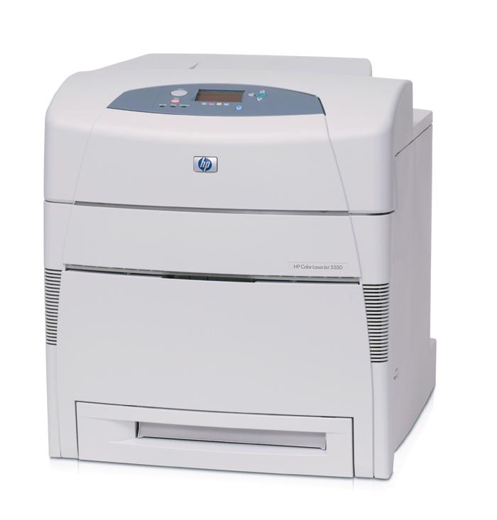 hp color laserjet 5550dn 449 00 laserdrucker farbe a3 q3715a. Black Bedroom Furniture Sets. Home Design Ideas