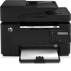 Hewlett-Packard HP LaserJet Pro M127fn MFP CZ181A